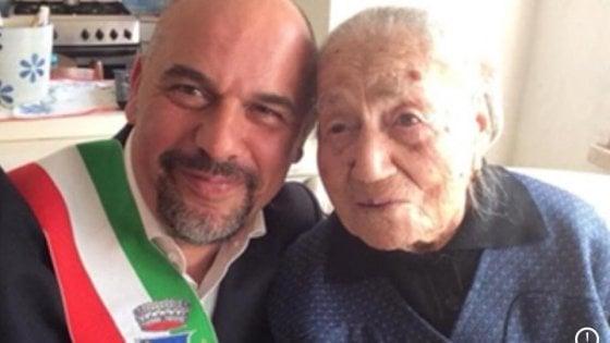 Montelupo, addio Giuseppina: morta a 116 anni la più anziana d'Europa