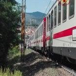 Treno si ferma per un guasto elettrico nell'Aretino