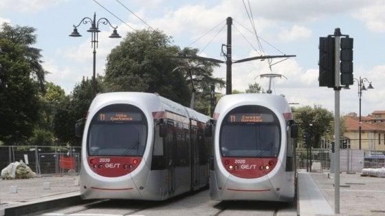 Firenze, da lunedì parte la nuova linea della tramvia