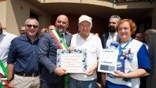 Piero Angela diventa cittadino onorario    di Montelupo  foto