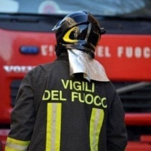 Firenze, incendio in galleria negozi della stazione: nessun ferito