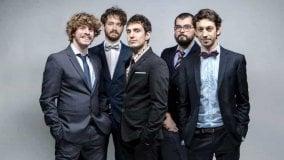 Baustelle, Stato Sociale e gli altri concerti in Toscana