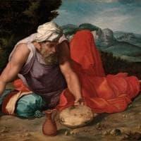 Elia nel Deserto, la storia del quadro acquisito dagli Uffizi
