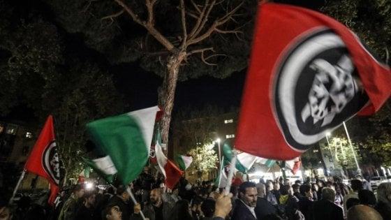 """Firenze, l'Anpi attacca Casapound: """"No alle 'passeggiate', improvvisata neofascista"""""""