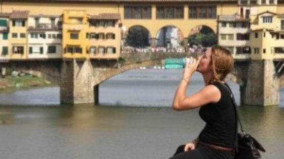 Firenze, doppia allerta meteo per caldo e temporali