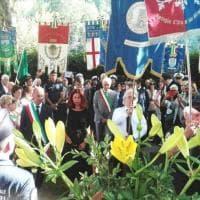 Sant'Anna di Stazzema (Lucca) ricorda l'eccidio nazista