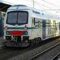 Capotreno colpito da una testata su un regionale Firenze-Roma