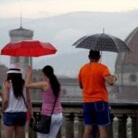Maltempo, allerta arancione in Toscana per temporali forti