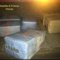 Maxi sequestro di droga a Empoli