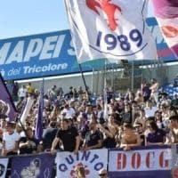 Calcio, i tifosi della Fiorentina: