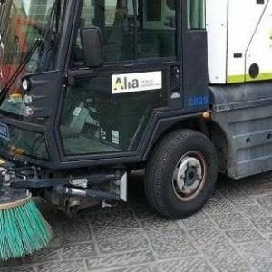 Firenze, torna la pulizia notturna delle strade