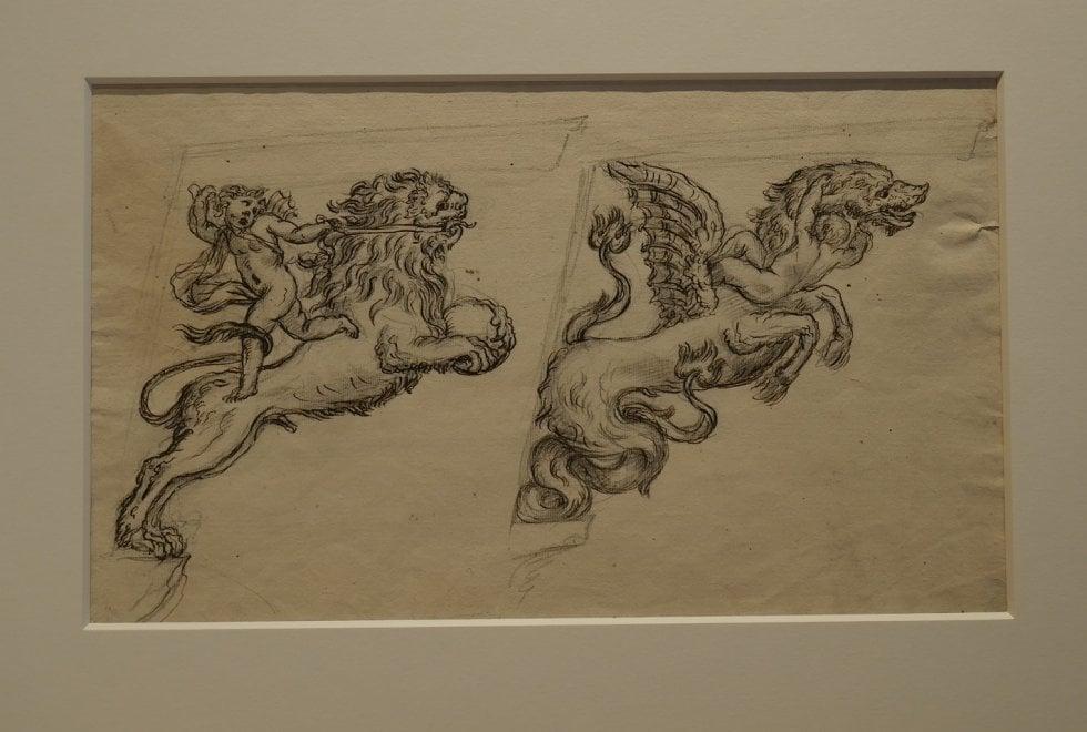 Firenze, agli Uffizi 43 disegni di Soldani Benzi: artista alla corte degli ultimi esponenti della dinastia Medici