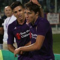 La Fiorentina ricomincia da una vittoria netta: 6-1 al Chievo