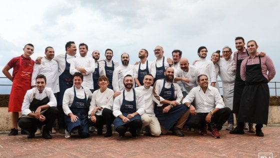 Firenze, al Forte Belvedere torna l'Italian Chef Charity Night