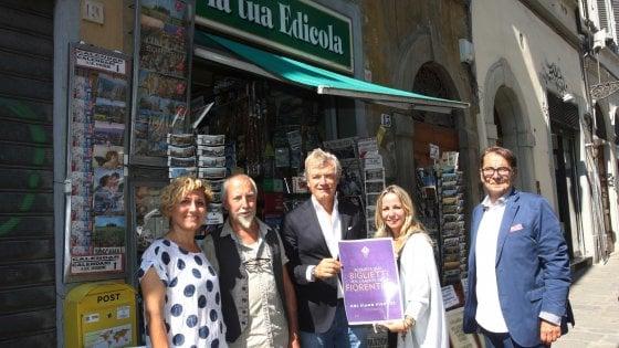Firenze, i biglietti della Fiorentina si comprano anche in edicola
