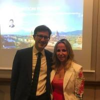 Firenze, sindaco e assessora a Zurigo per promuovere investimenti