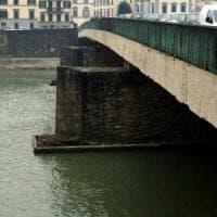 Firenze, via ai lavori sui giunti di ponte San Niccolò