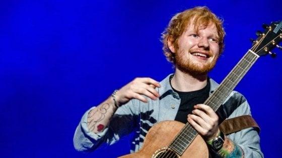 Ed Sheeran a Firenze Rocks il 14 giugno