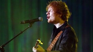 Ed Sheeran a Firenze Rocks  live al Visarno il 14 giugno
