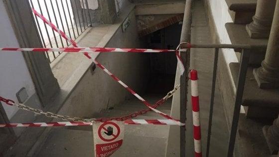 Arezzo, due impiegati morti soffocati dal gas del sistema antincendio all'Archivio di Stato