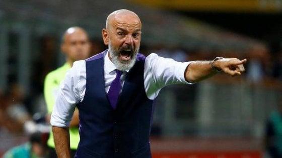 """Fiorentina, Pioli: """"Giocherà Lafont, Spal sta facendo benissimo. Nessun acciacco fisico"""""""