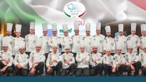 TOSCANA GOURMET     La Nazionale Italiana Cuochi fa tappa  per due giorni alla scuola Tessieri   Archivio  -   I ristoranti   -   I vini   -   I libri