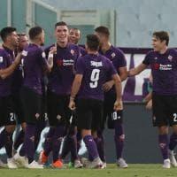 Fiorentina-Spal, il film della partita