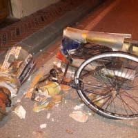 Danneggiata statua di ciclisti a Montelupo, un denunciato