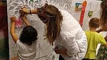 I bambini disegnano la Firenze del futuro    foto