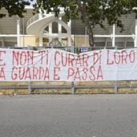 Fiorentina, striscione per Chiesa citando Dante: