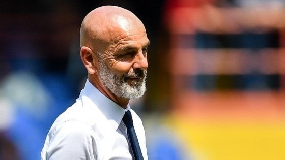 """Fiorentina, Pioli: """"La Lazio sarà molto determinata, noi dovremo essere liberi. Mirallas infortunato"""""""