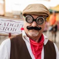 Facce da Eroica: sorrisi e fatica sulle strade bianche