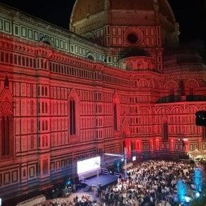 Firenze, 46 nuovi defibrillatori grazie alla cena al Duomo