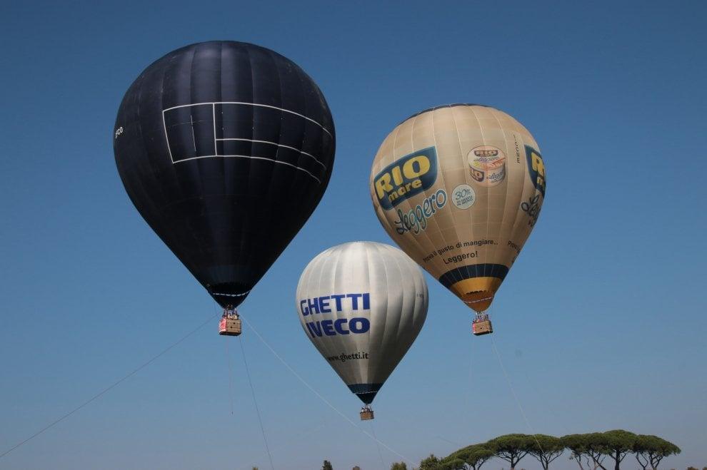 Firenze, in volo con le mongolfiere: emozioni ad alta quota