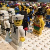 Creatività e ingegno: i Lego invadono Firenze