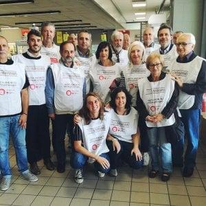 Firenze, raccolta alimentare: record di solidarietà