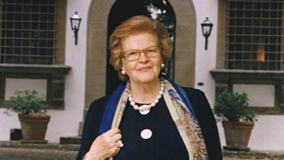 E' morta Wanda Ferragamo, il mondo della moda in lutto