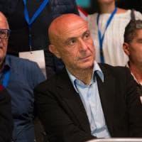 """Firenze, secondo giorno della Leopolda. Minniti: """"Candidarmi? Al momento no"""""""