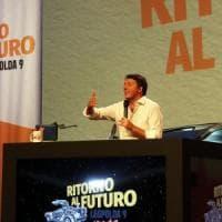 """Leopolda, Renzi chiude e lancia i comitati civici: """"Ripartiamo insieme per combattere un..."""
