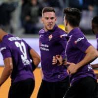 Poche occasioni e molti errori: la Fiorentina sbatte sul Cagliari 1-1