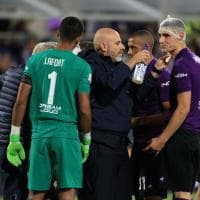 Fiorentina, frenata con il Cagliari. Le immagini della partita
