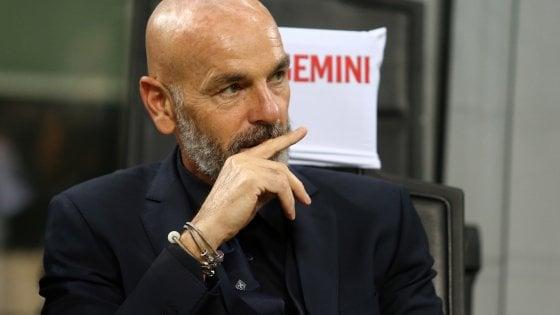 """Fiorentina, Pioli: """"Bisogna essere più pericolosi sotto porta"""""""