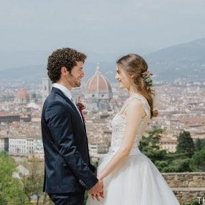 Firenze capitale europea del matrimonio per 4 giorni
