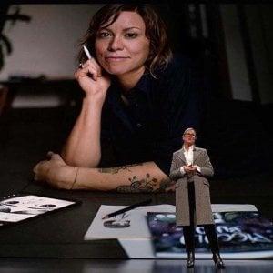 Sara da Firenze a Cupertino: i suoi disegni nella convention mondiale di Apple