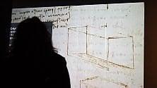 Codice Leicester, viaggio hi-tech nel mondo di Leonardo    foto     video