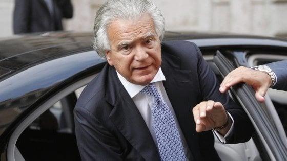 Firenze, Verdini condannato a 4 anni e 4 mesi per bancarotta