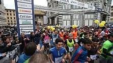 La Firenze Marathon nel ricordo di Davide Astori