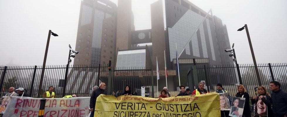 Strage di Viareggio, inizia il processo d'appello a Firenze