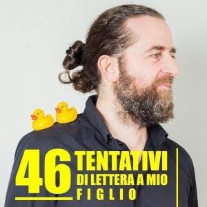 """Pisa, al Teatro Rossi Aperto: """"46 tentativi di lettera a mio figlio"""""""