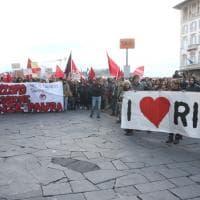 Firenze, in centinaia al corteo antirazzista